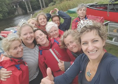 group-selfie-retreat-womens-wales