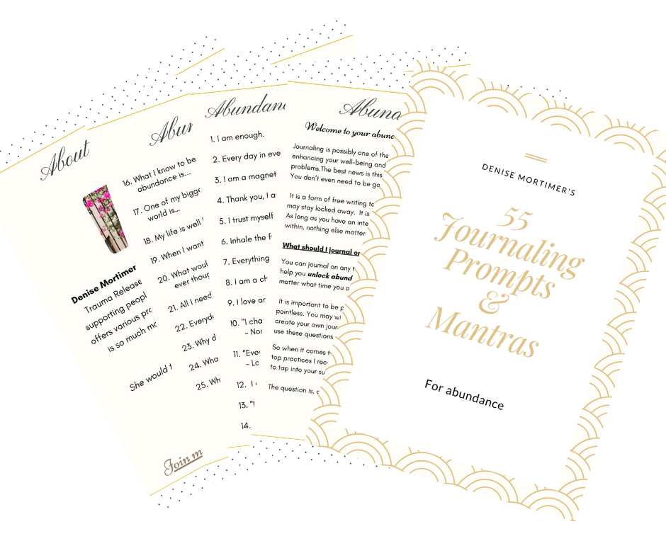 55 Journaling Prompts & Mantras