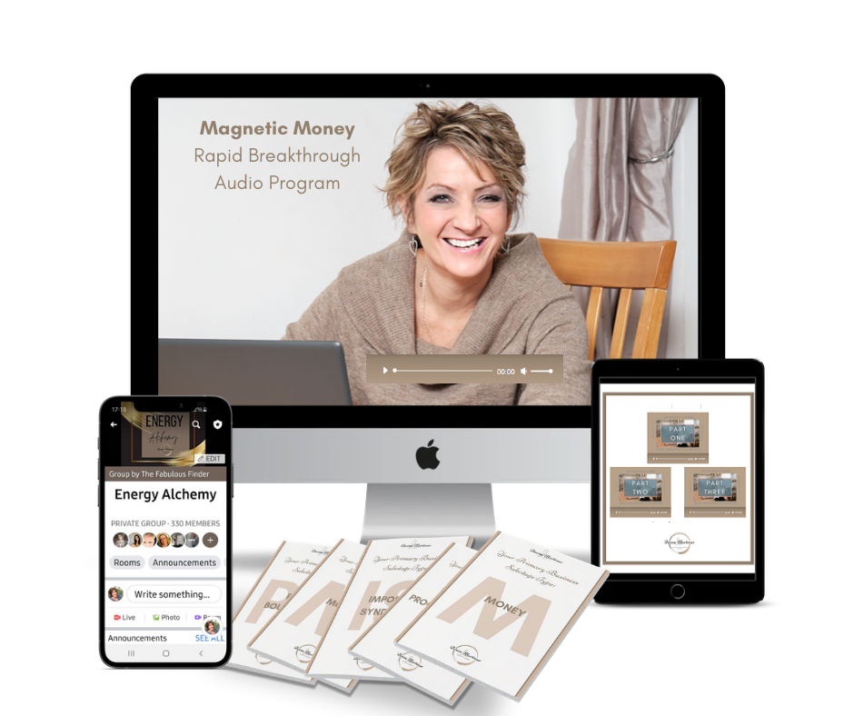 60% OFF Magnetic Money Rapid Breakthrough Audio Program